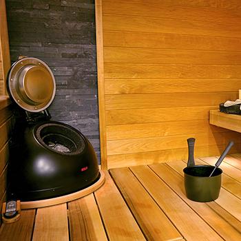 Печь для сауны Helo Saunatonttu  фото