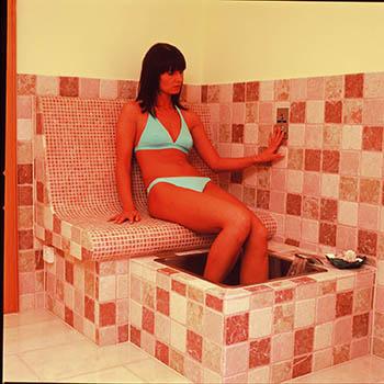 Ванна для ног FUSSBAD на одно и два места фото