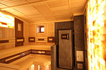 Klover дровяная печь для бани фото