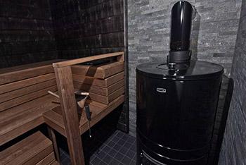 Aito AK - дровяная печь для бани фото
