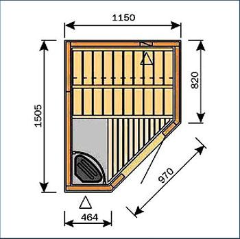 строительство сауны в квартире ключ фото
