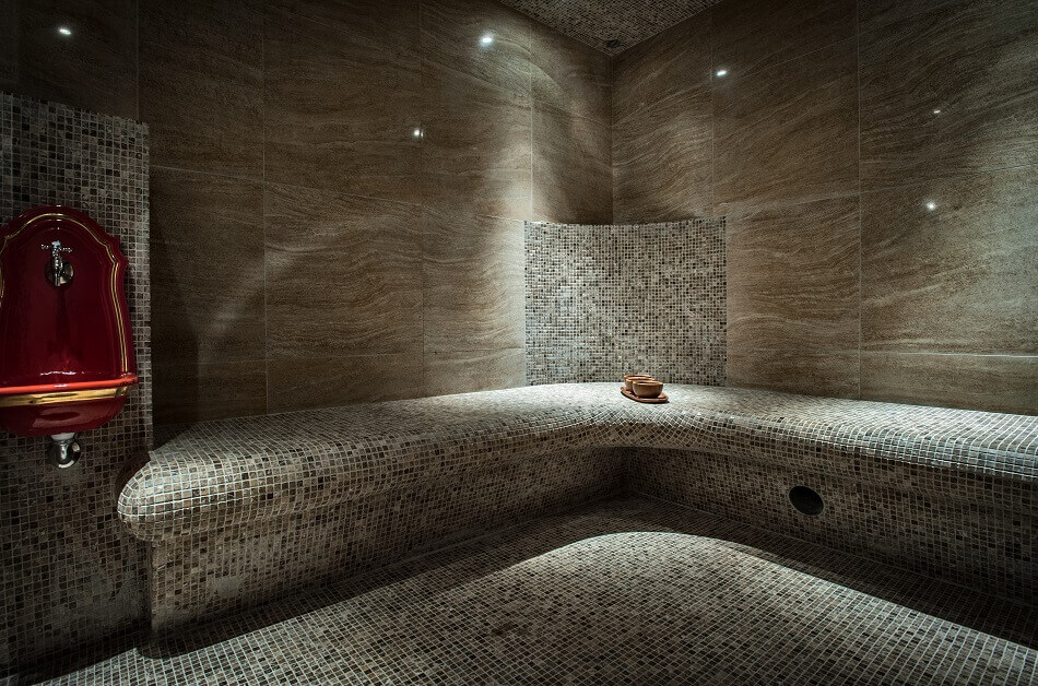 Турецкая баня под ключ foto3. Фото работы, материала