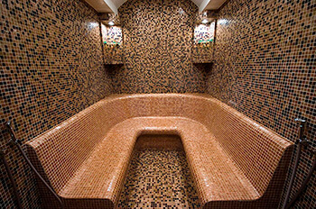 Строительство турецкой бани хамам под ключ foto5 . Фото работы, материала