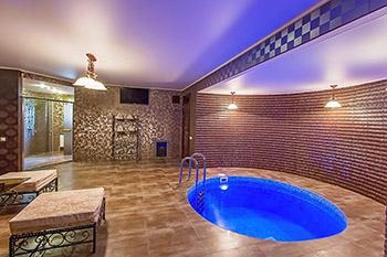 Строительство бассейнов спа фото