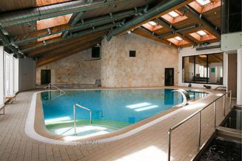 Комплекс с бассейном проект фото