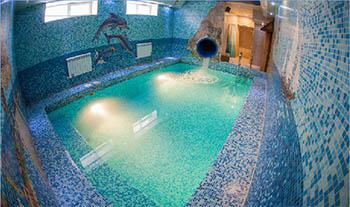 Строительство монолитных бассейнов фото